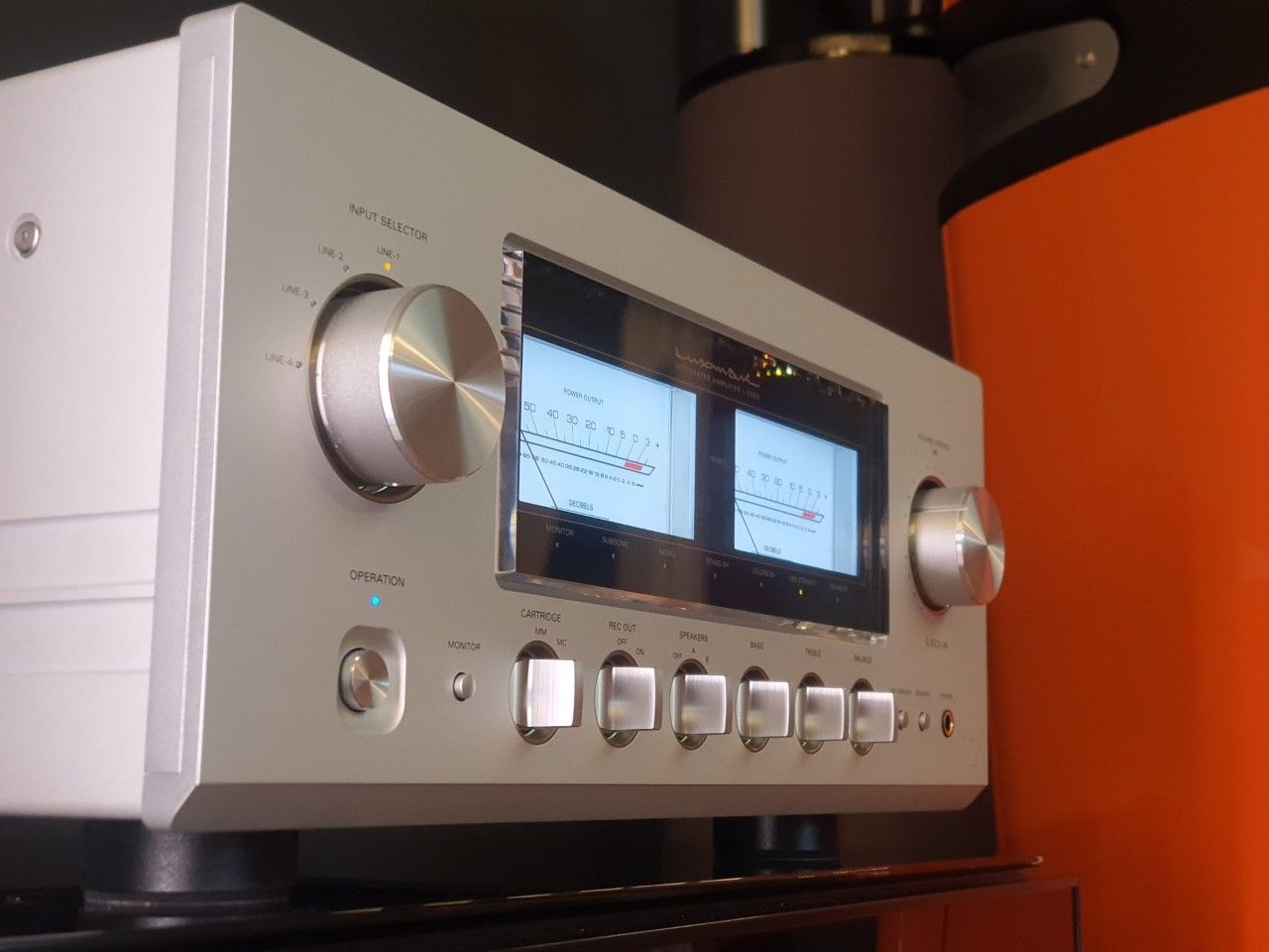 Luxman 509x - Customer Review