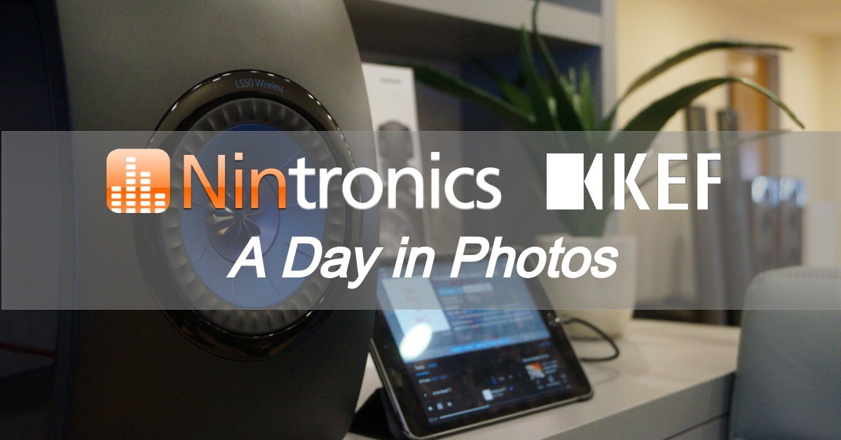 KEF Event - A Day In Photos
