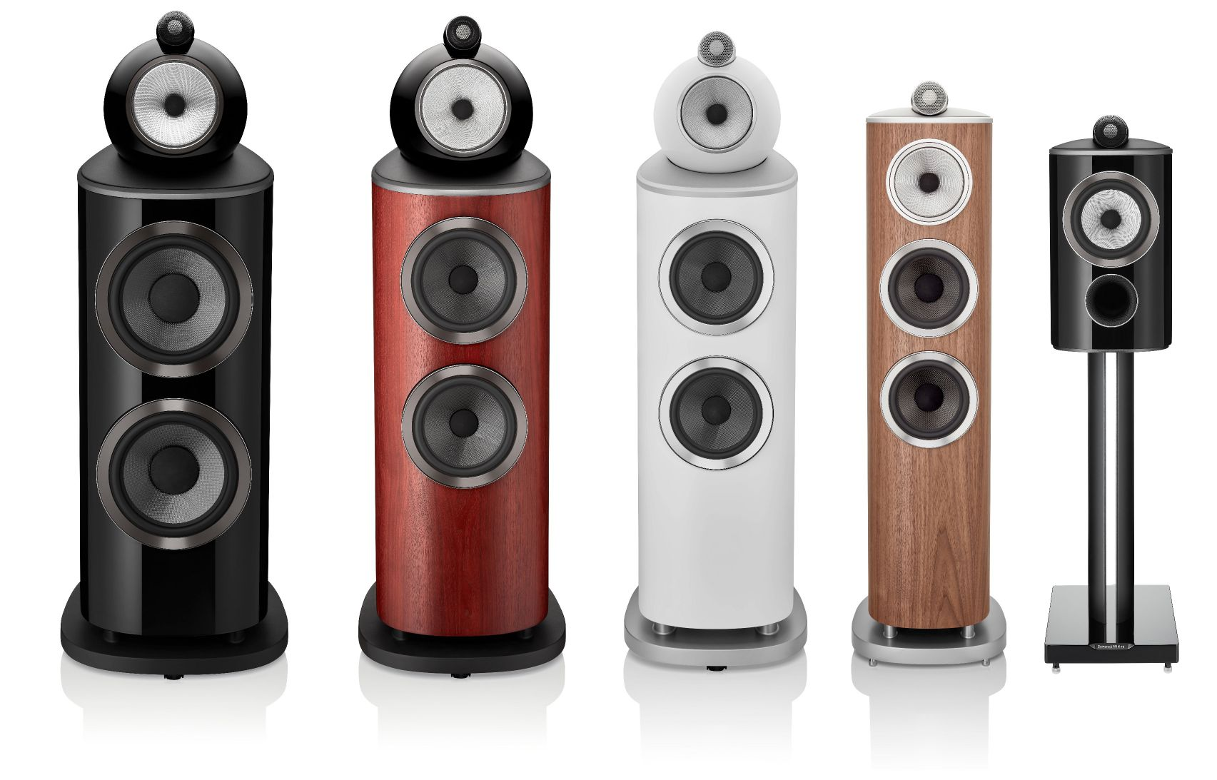Bowers and Wilkins 800 D4 Series