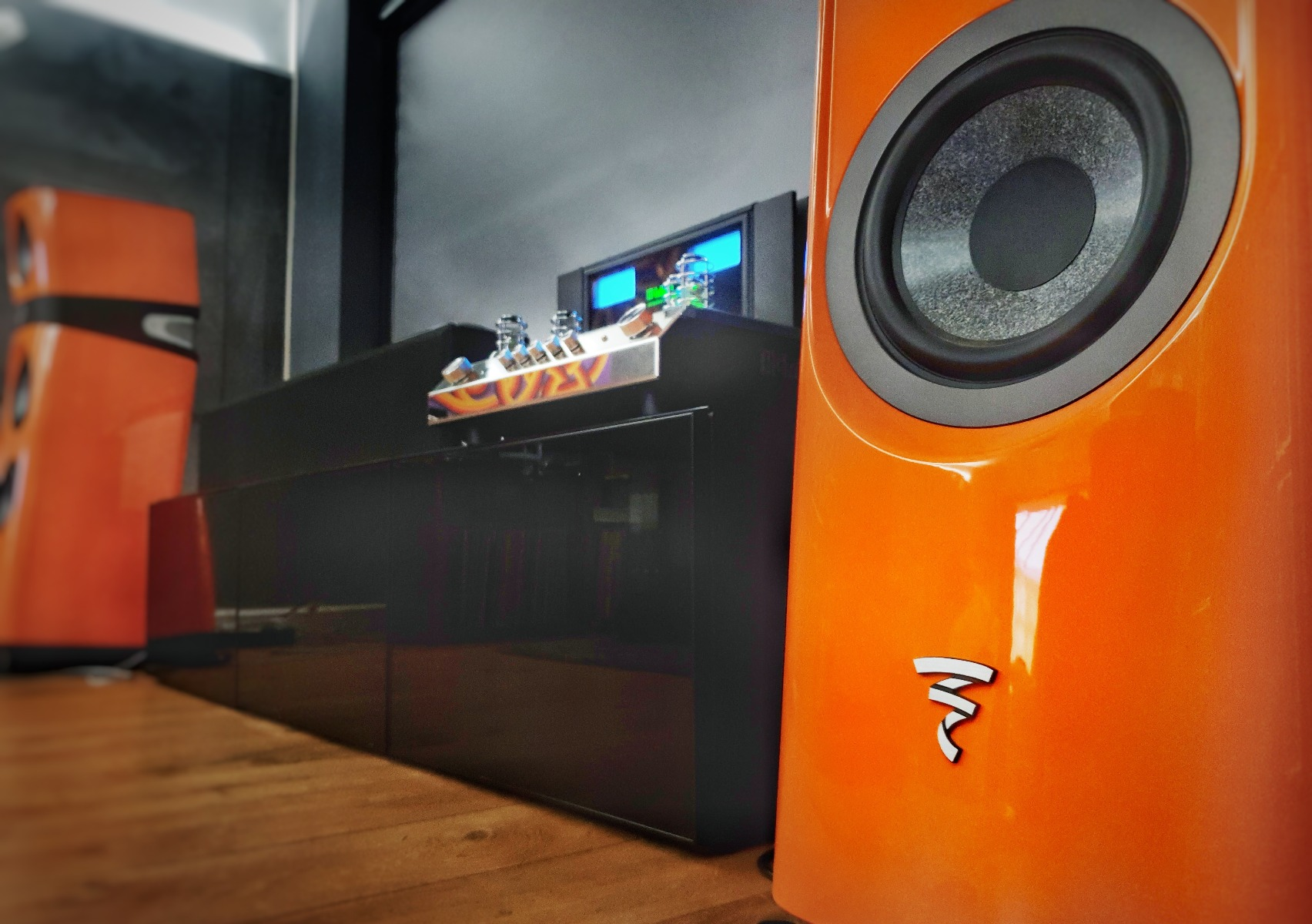 Focal Sopra N2 and McIntosh MA352 System